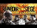Rainbow Six : Siege - BRIGADE DU FAIL  - Gameplay avec TheFantasio974
