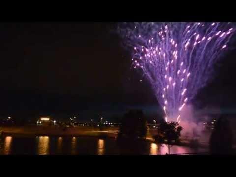 Green Valley Ranch Beer Garden Grand Opening Fireworks