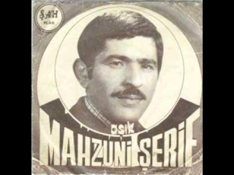 Asik Mahzuni Serif - Güller Bitmis Viraneler Yurdunda (45lik)