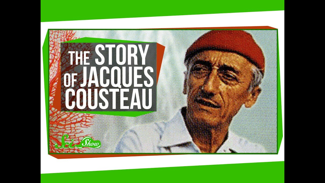 db20ebb5c3b08 Underwater Discovery and Adventure  The Story of Jacques Cousteau ...
