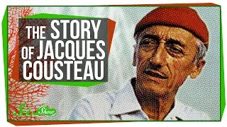Underwater Discovery and Adventure: The Story of Jacques Cousteau
