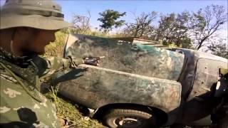 7 бат. ДУК ПС поехали валить сепаров, но ополченцы их расстреляли нахуй