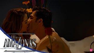 ¡Diana y Alejandro encienden la pasión! - Las Amazonas*