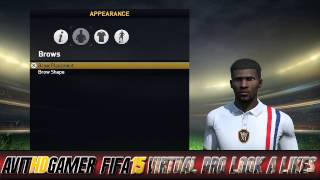 FIFA15 VIRTUAL PRO LOOK A LIKE | JAY JAY OKOCHA