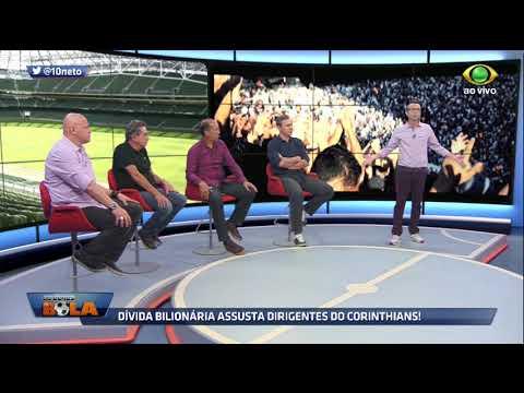 Ironicamente, Neto Aplaude E Diz A Andrés: Parabéns!