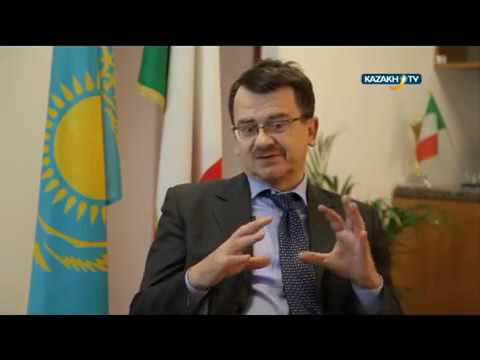 Astana EXPO 2017 #8 (11.01.2016) Kazakh TV eng