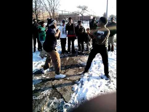 Detroit Fight