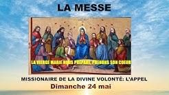 DIMANCHE 24 MAI, DIEU NOUS APPELLE A LA MISSION