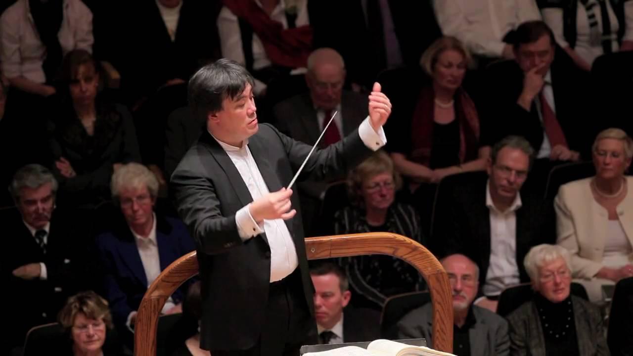Alan Gilbert Conducts Rachmaninoff in Dortmund, Germany, 01/13/10