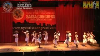 Franck Muhel Dance Company, @ NYC Salsa Congress 2013