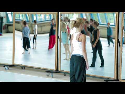 Joe Alegado´s class/ Impuls Tanz Festival 2012