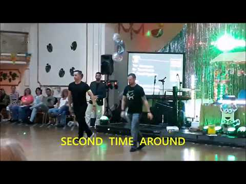 Second Time Around line dance by Fred Whitehouse & Darren Bailey - June 2018