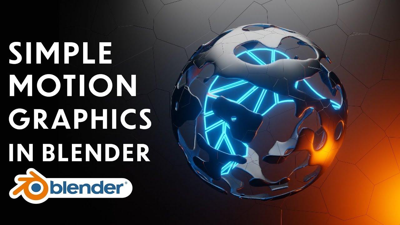 Blender - Easy Logo Reveal in Blender 2.8