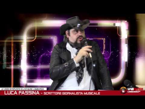 Le Video Interviste di Live Music lombardia - Luca Fassina