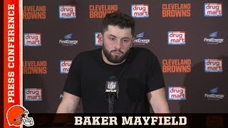 Baker Mayfield on Clutch TD Pass 'I Trust Jarvis to Make Those Plays' | Cleveland Browns
