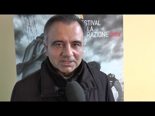 Festival della migrazione 2016 - intervista a  Don Erio Castellucci