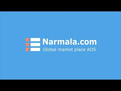 Сайт объявлений - Narmala.com: бесплатные объявления об услугах в вашем городе