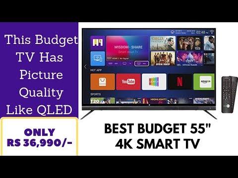 Best Budget 55