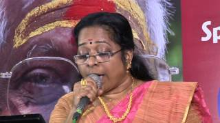 Yaarodum Pesakoodathu Song - Tribute to MSV | Superhit Tamil Songs | MSV Times Live Concert