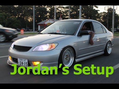 Jordan's Honda | 2005 Civic ES1/Es2/Em2