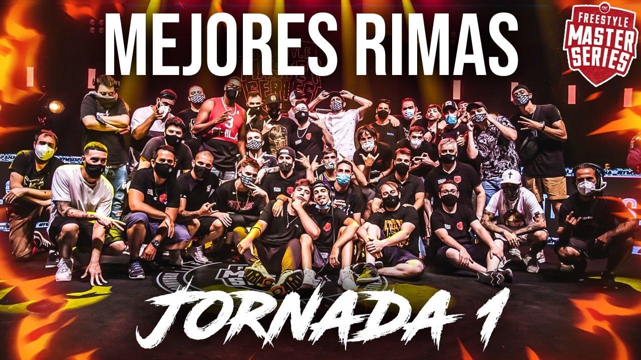 Los MEJORES MINUTOS de la PRIMERA JORNADA de la FMS ESPAÑA 2020 | Jornada 1 - FMS