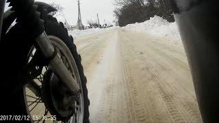 Эксплуатация мотоцикла Урал зимой c карбюраторами Keihin PZ 30 (часть 2)