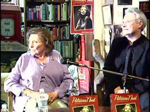 Patricia Neal & Stephen Michael Shearer at D.G. Wills Books, La Jolla, 2007: Part Four