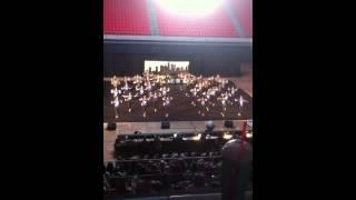 Auburn Kappa Delta Greek Sing 2014