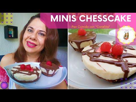 minis-chesscake,-🍰😍-receta-fácil-y-rápido-con-pan-comido-con-canelita,-las-recetas-de-canelita
