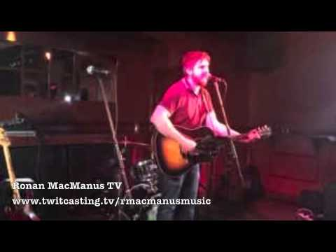 Human Kindness - Ronan MacManus - live at The Ealing Club 19Nov2014