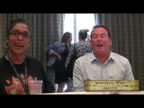 Midnight Texas Executive Producers chat from San Diego Comic Con