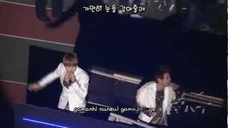 JYJ - Found You (Chajatta 찾았다) JJ focus [eng + rom + hangul + karaoke sub]
