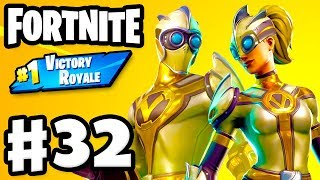 Ventura Gear! Squads #1 Victory Royale! - Fortnite - Gameplay Part 32
