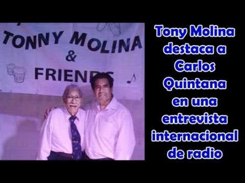 Tony Molina destaca el talento de Carlos Quintana ...