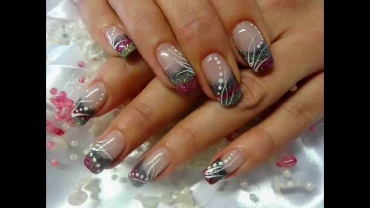TOP Nail Art Designs 2015 - YouTube