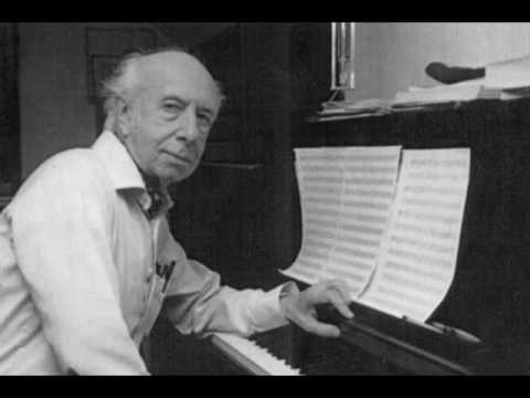 Volker Banfield plays Morton Gould American Concertette