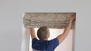4  How to install roman blinds Mp3