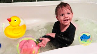 The Bath Song +More Nursery Rhymes Kids Songs