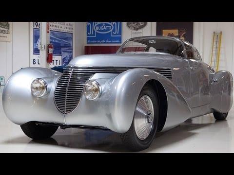 Peter Mullin  the 1938 HispanoSuiza Dubonnet Xenia  Jay Lenos Garage  YouTube