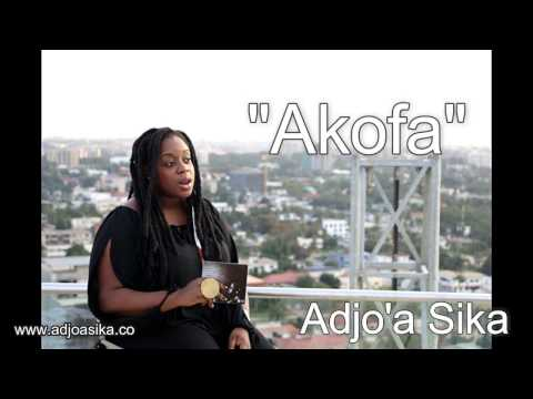 Adjo'a Sika, amazing Togolese singer-songwriter LIVE in Accra