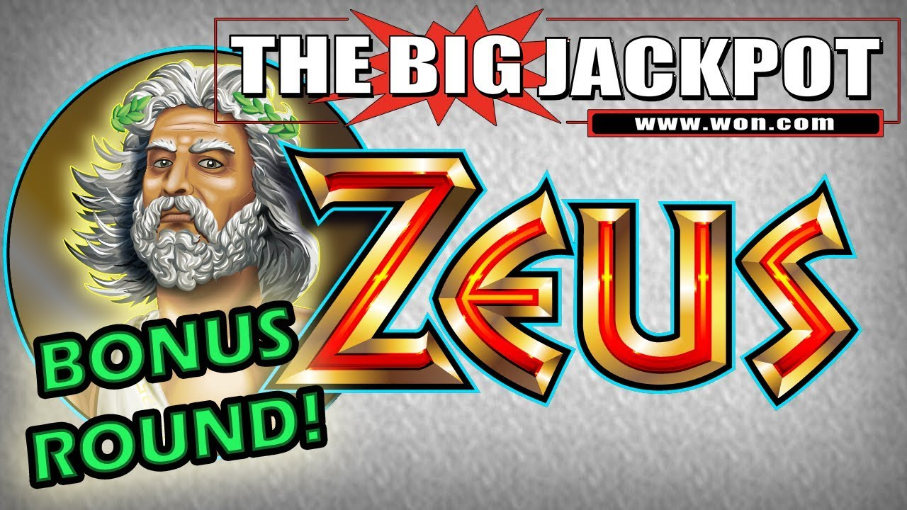free casino slot games zeus