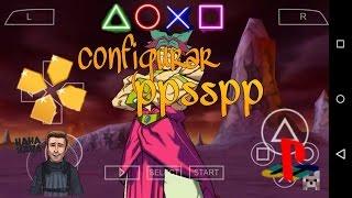 configurar y descargar juegos para ppsspp • cualquier android (gama baja,media,alta)