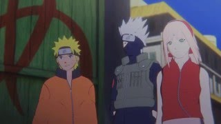 Kakashi Becomes 6th Hokage and Sasuke is Aquited of Crimes NUNS4