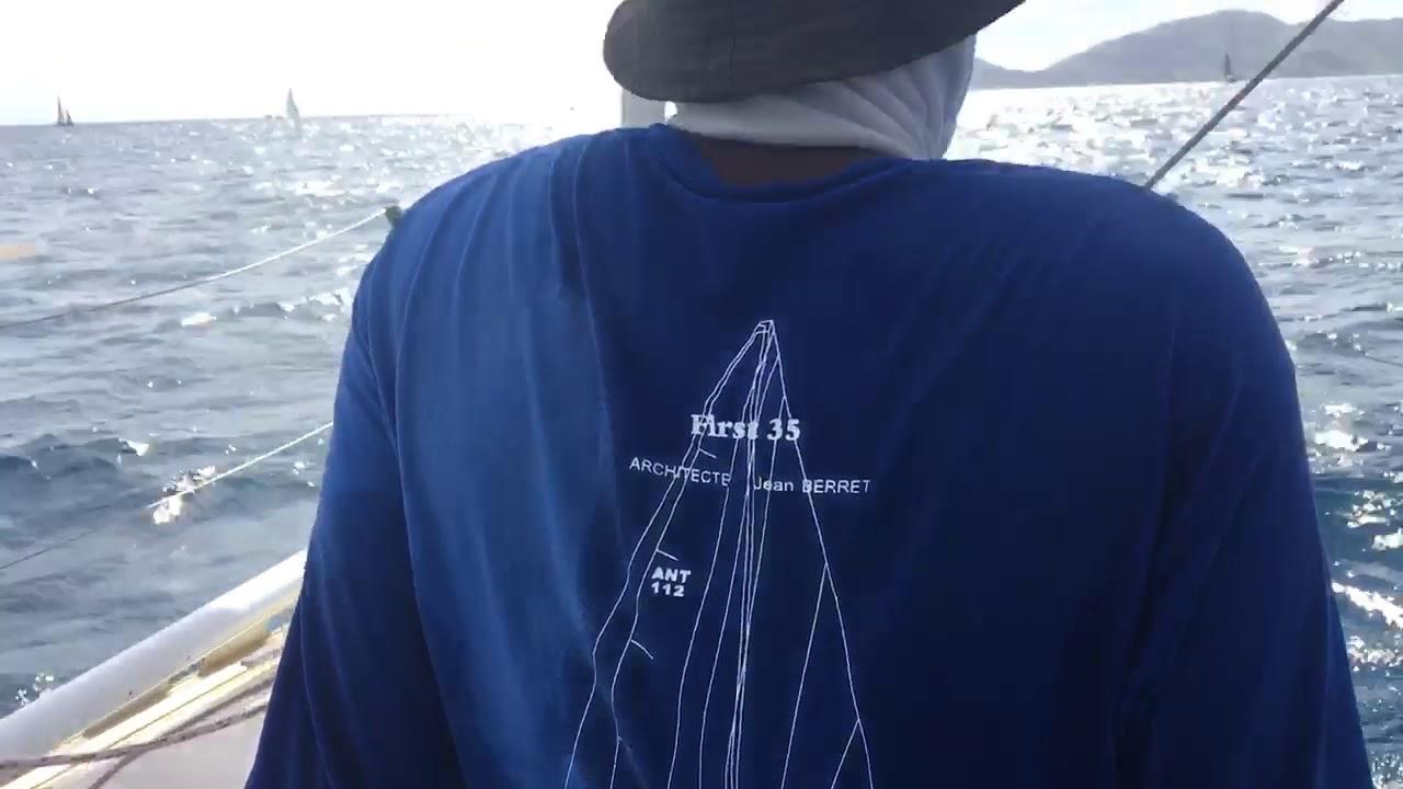 Crake Ventures #4 5 Sailing to Antigua – Wavy Mag