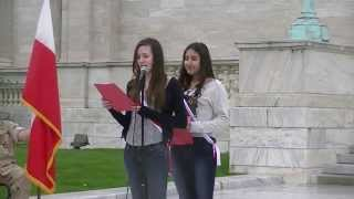 Poems for Polish Constitution Day in Cleveland