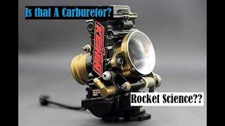 Keihin Carburetor Fcr How To Rebuild Tear Down Clean