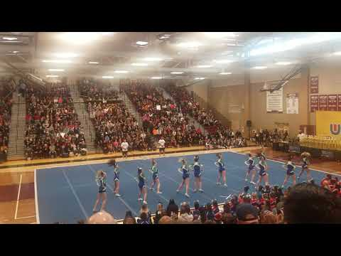 DOHS Comp - Green Valley Cheer 2018-2019