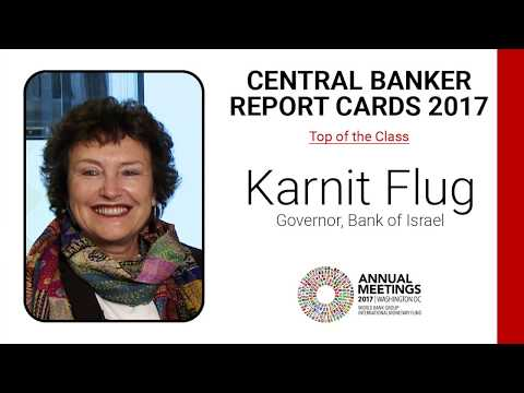Karnit Flug, governor, central bank of Israel on the country's economy