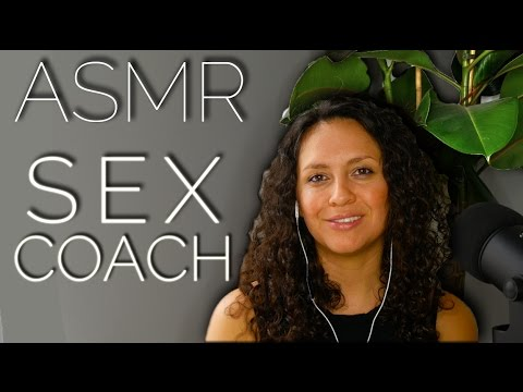 SEX Coach ASMR | Sexy Female Whisper Conversation With You | VIZZION ASMRtainment