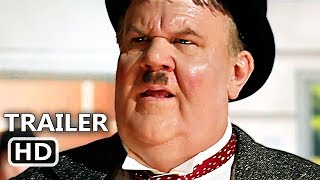 STAN & OLLIE Official Trailer (2018) Laurel And Hardy, Stand and Ollie Movie HD